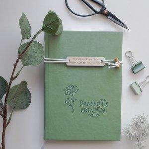 journal met elastieken bandje