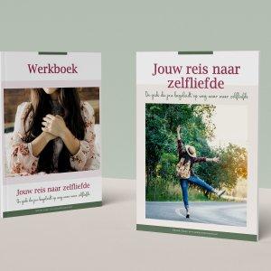Zelfliefde gids inclusief werkboek